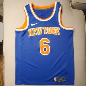 NY Knicks Kristaps Porzingis Jersey
